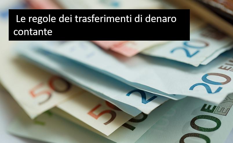 TOUR OPERATOR & ANTIRICICLAGGIO: Le regole dei trasferimenti di denaro contante
