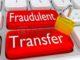 Trasferimento fraudolento di beni