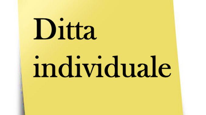 Ditta individuale
