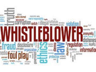 Whistleblowing non sicuro