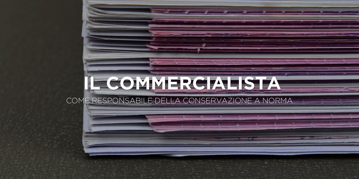 Commercialista: I dati dell'ex cliente sono da conservare