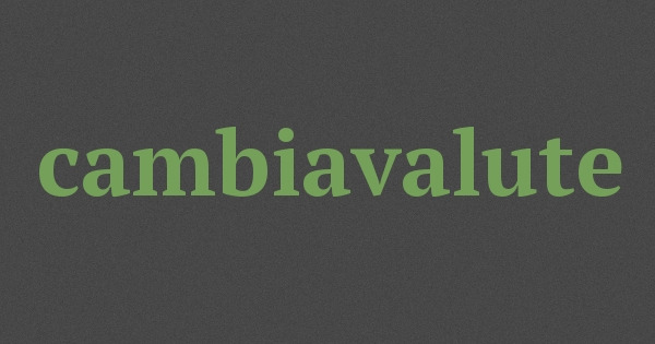 Cambiavaluta