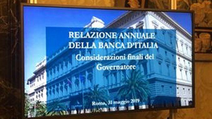 Bankit: Considerazioni finali 2019!