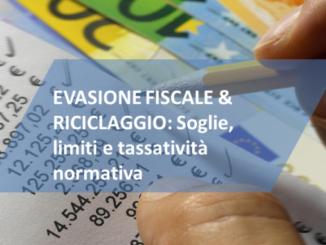 Evasione fiscale e Sos
