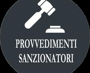 Antiriciclaggio: Provvedimento sanzionatorio!
