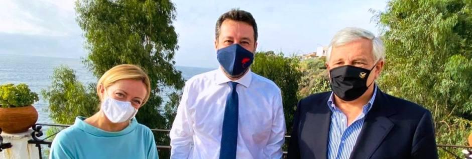 Vicenda Gregoretti - Processo a Salvini
