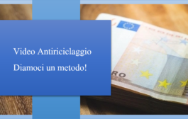 Video Antiriciclaggio diamoci un metodo!