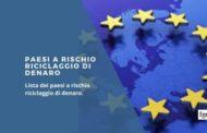 Paesi a rischio riciclaggio di denaro: la lista UE