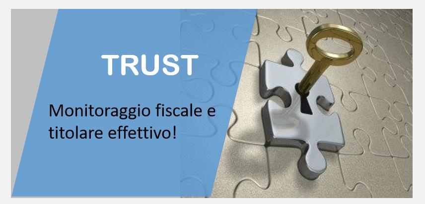 Trust & Titolare effettivo