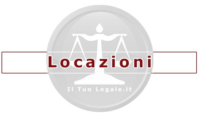 Avvocato - contratto locazione