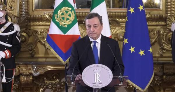 Mario Draghi, ultima spiaggia
