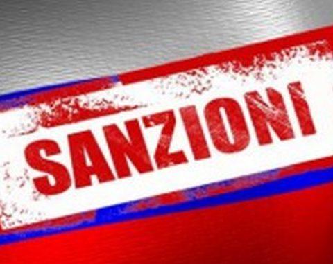 Bankit - sanzioni