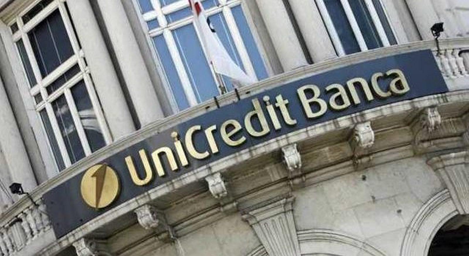 Sos: Condanna UniCredit