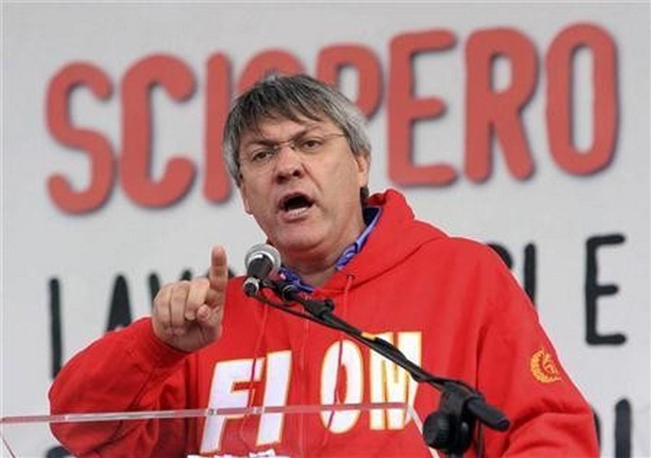 Cgil: Maurizio Landini