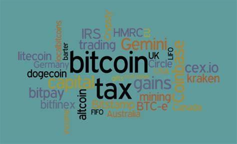 Bitcoin e tax